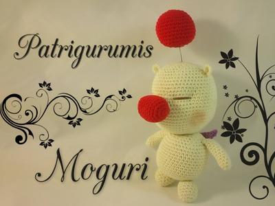 DIY Moguri amigurumi en ganchillo - Crochet RESUBIDO
