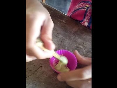 Como hacer slime sin borax ni almidon | Manualidades