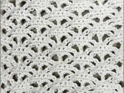 Crochet: Punto Fantasia # 20