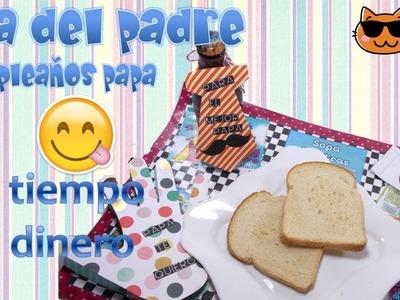 ♥Manualidades regalos DIA DEL PADRE ♥Ideas bonitas para papa♥ RAPIDO FACIL BARATO DIY