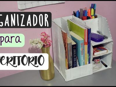 DIY Organizador para escritorio