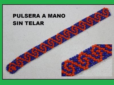PULSERA SIN TELAR CINCO