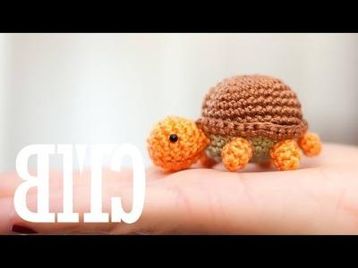 Amigurumi | Como hacer una Tortuga en Crochet | Bibiana Mejia Crochet 2016