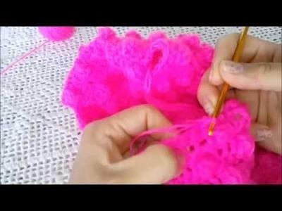 Como Elaborar un Gorro en Punto Garbanzo Crochet
