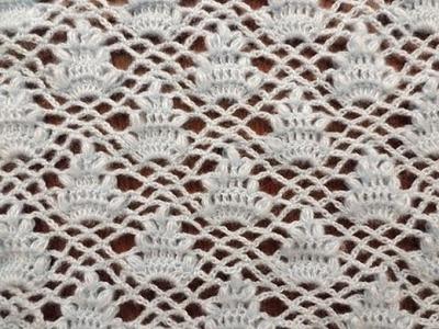 Crochet: Punto Calado # 26