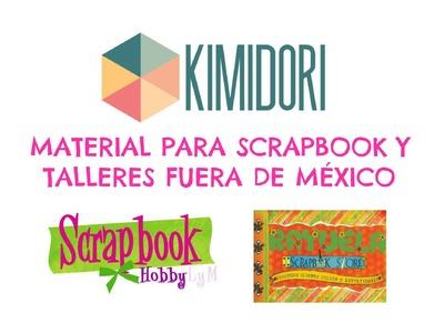 Donde comprar material para Scrapbook y tomar talleres . Episodio 4 * Creaciones Izzy