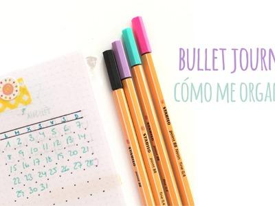 Mi Bullet Journal - Cómo me organizo