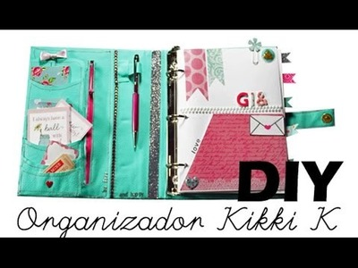 DIY ♥ Agenda Kikki K ♥ BACK TO SCHOOL