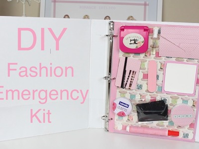 DIY REGRESO A CLASES (Fashion Emergency Kit) Fashion-Riot