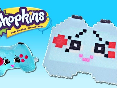 Reto Shopkins☺ Connie Console ☺ DIY Manualidades Shopkins Con Perler Beads en DCTC