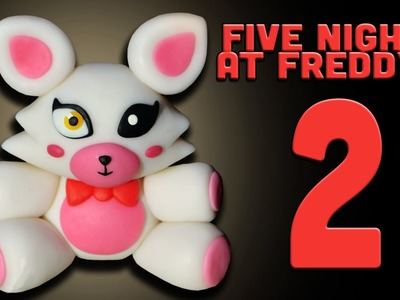 "FNaF ★ MANGLE PLUSH ""Tutorial"" - Polymer clay ★ Porcelana fria.Cold porcelain ★Plastilina (REUPLOAD)"