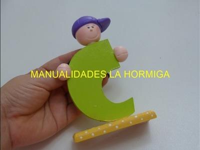 Suvernir Niños PORCELANA FRIA,POLYMER CLAY , Porcelanicron, # 525