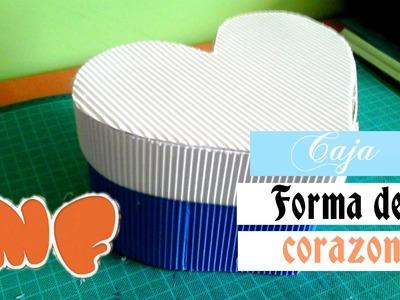 ✄ Cajas de cartón corrugado   Manualidades Fáciles
