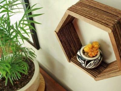 Manualidades con palitos de polo para decorar tu casa