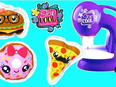 Maquina de Coser para Niños Juguete Sew Cool - Manualidades Kawaii