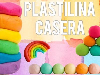 Como Hacer Plastilina Casera para Niños | Manualidades para Niños