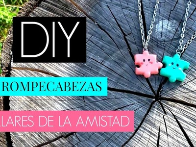 DIY FRIENDSHIP : Collares de la amistad |BEZZYXOX