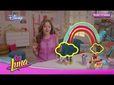 Disney Channel España | Soy Luna DIY: Especial Nail Art - Uñas Arcoiris (Karol Sevilla)