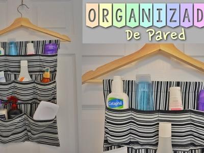 DIY - COMO HACER UN ORGANIZADOR DE PARED - TUTORIAL | Danii's Ways ♡