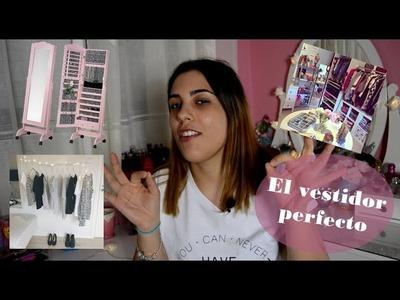 ¿Como hacer un vestidor? DIY Espejo Joyero  (amazon)