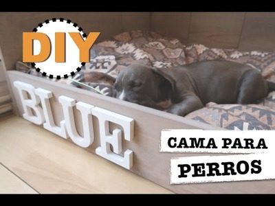 DIY | COMO HACER CAMA PARA PERROS O GATOS
