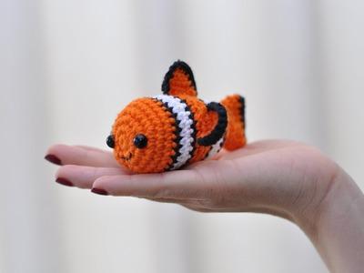 Amigurumi | Nemo en Crochet, Tsum Tsum