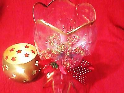 Copas navideñas. DIY. How to make Christmas cups