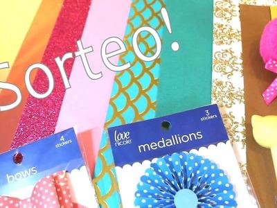Sorteo -CERRADO- de Materiales para Manualidades │Internacional