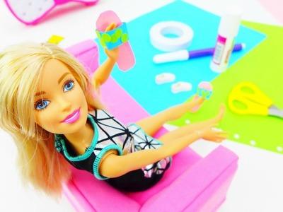 Vídeo para Niñas. Muñecas. Las Zapatillas para Barbie. Videos in Spanish. Manualidades para Niños