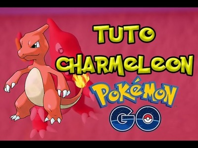 Tutorial- Charmeleon(Pokemon)figura de porcelana fría!!!!.Polymer Clay.How to make.tuto