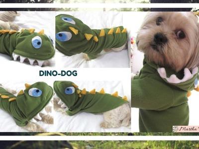 Còmo hacer un disfraz para tu mascota | DIY de halloween para perritos