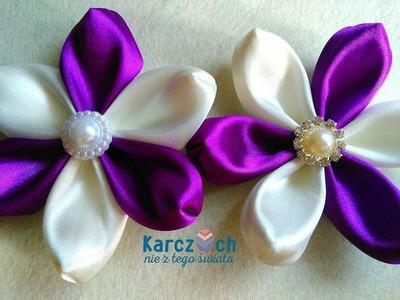 Kanzashi #23 - Transformer petal