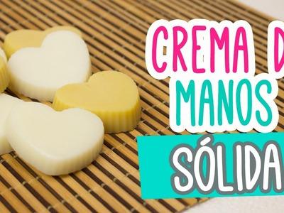 Crema para Manos Casera Sólida!! 3 Recetas ♥ Crema Humectante   Catwalk