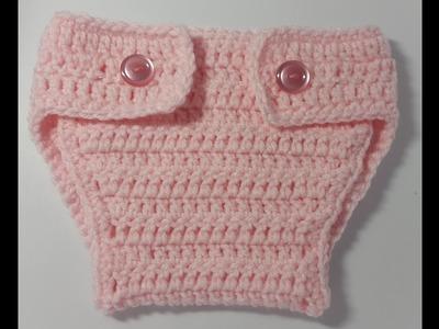 Cubre pañal para bebe de 0 a 3 meses