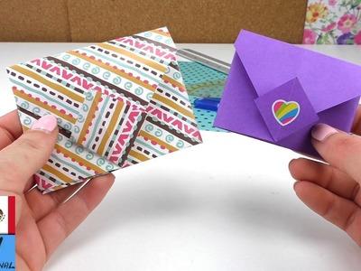 Sobre de origami | Lindo y muy fácil