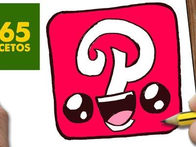 COMO DIBUJAR A LOGO POLINESIOS KAWAII PASO A PASO - Dibujos kawaii faciles - draw Logo Polinesios