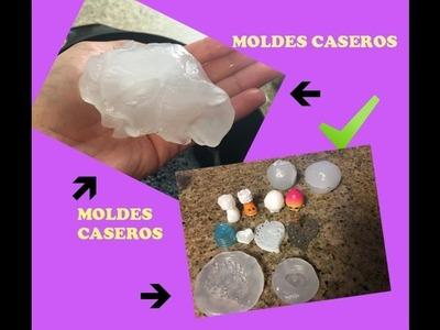 Como hacer moldes flexibles de silicon sin maicena