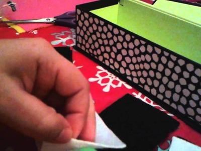 Cómo hacer un organizador para relojes 8 de diciembre de 2015