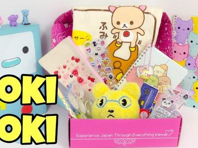 Caja DOKI DOKI de Agosto(regreso a clases)