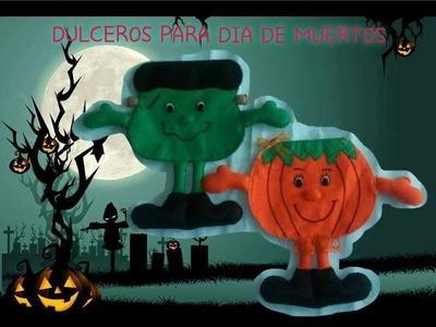 Dulceros para día de muertos y.o Halloween