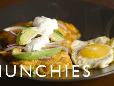 Chilaquiles con chilorio | How To