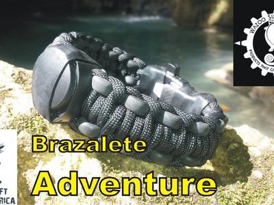 Brazalete De Supervivencia Adventure de Wazoo