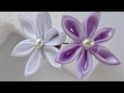 Flores Japonesas de Listón