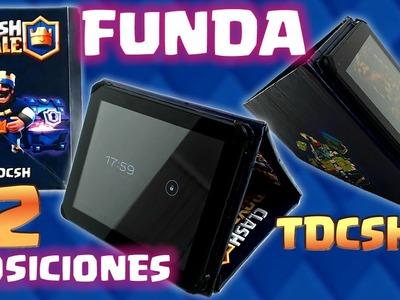 Funda Casera para tablet de 2 posiciones, cómo se hace
