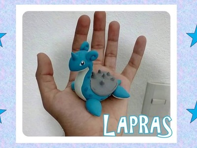 Cómo hacer a Lapras - Tutorial Plastilina