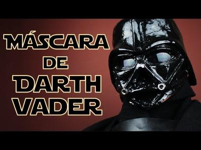 Cómo hacer la máscara de Darth Vader