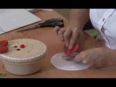 Programa Nuestra Casa. Carameleras navideñas. 4.5