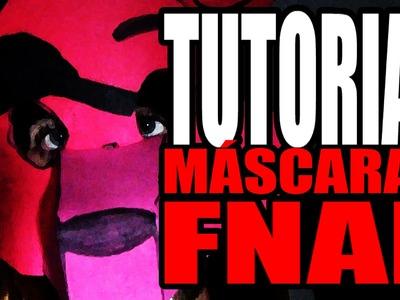 Tutorial Máscaras FNAF - ProyectoCabra