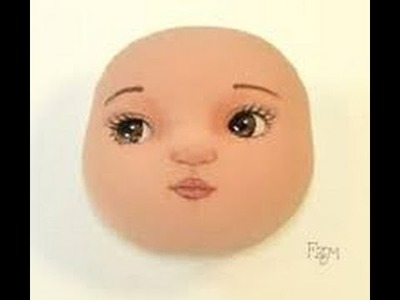 Como fabricar una Cara de un Muñeco - HogarTv por Juan Gonzalo Angel