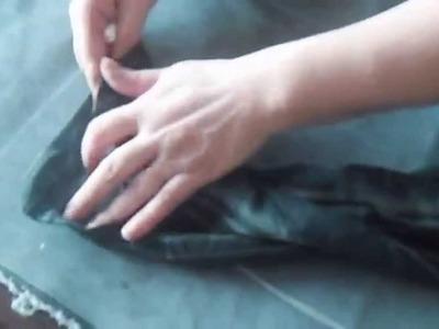 ✂ Como hacer el trazo y corte de la camisa (Peticion)